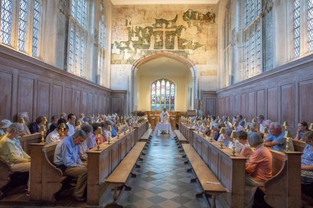 Guild Chapel Mass - 11th July 018